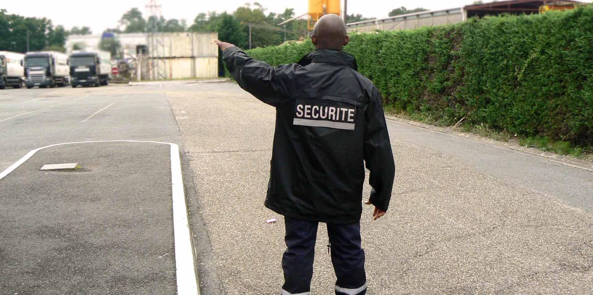 sécurité extérieure